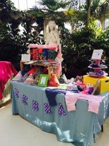 Zebra creations stall